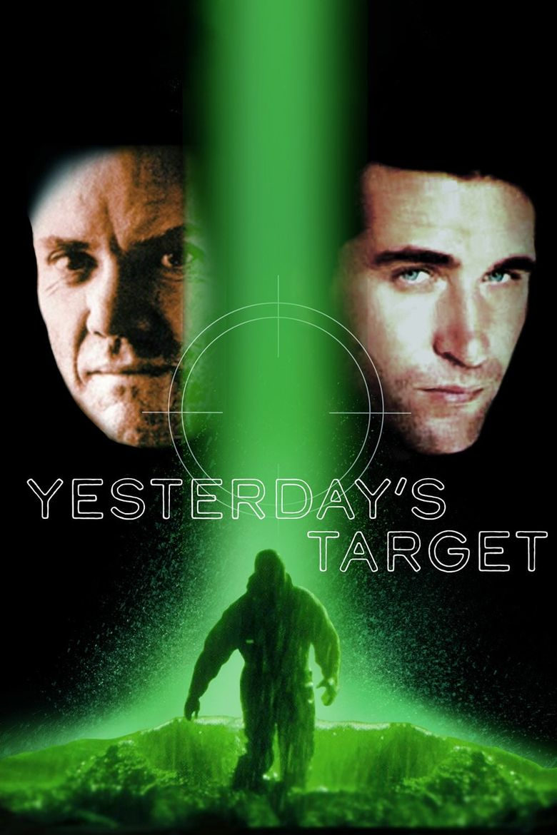 Yesterday's Target Poster