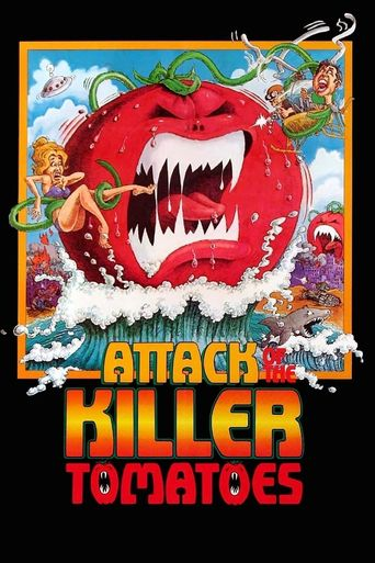 Attack of the Killer Tomatoes! Poster