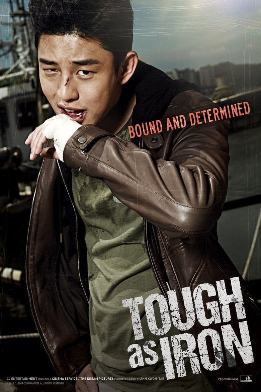 Tough as Iron Poster