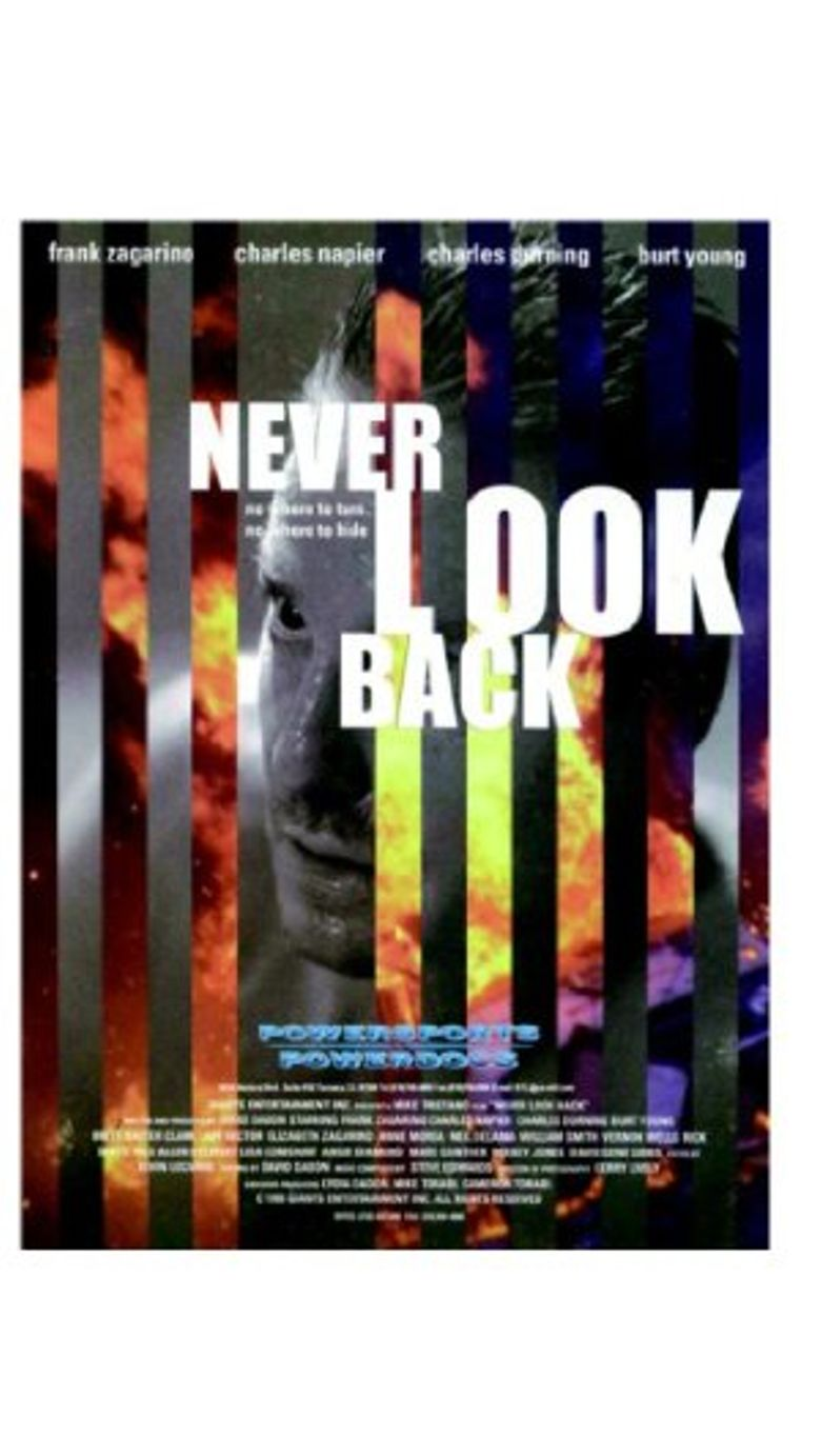 Never Look Back Poster
