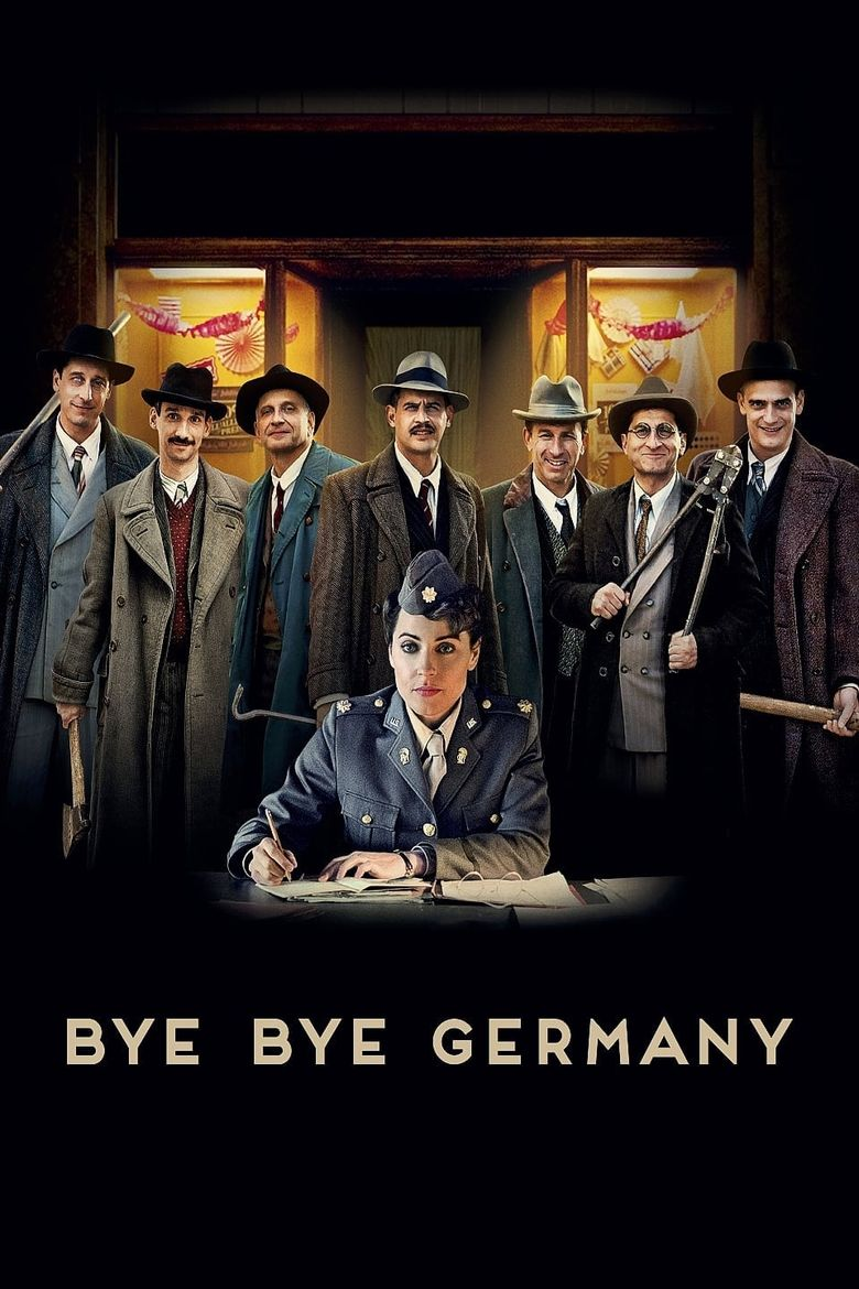 Bye Bye Germany Poster