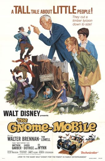 The Gnome-Mobile Poster