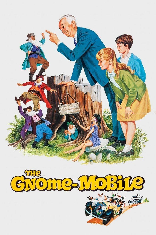 The Gnome-Mobile Poster