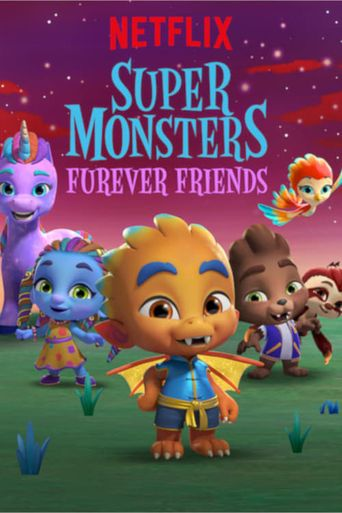 Super Monsters Furever Friends Poster