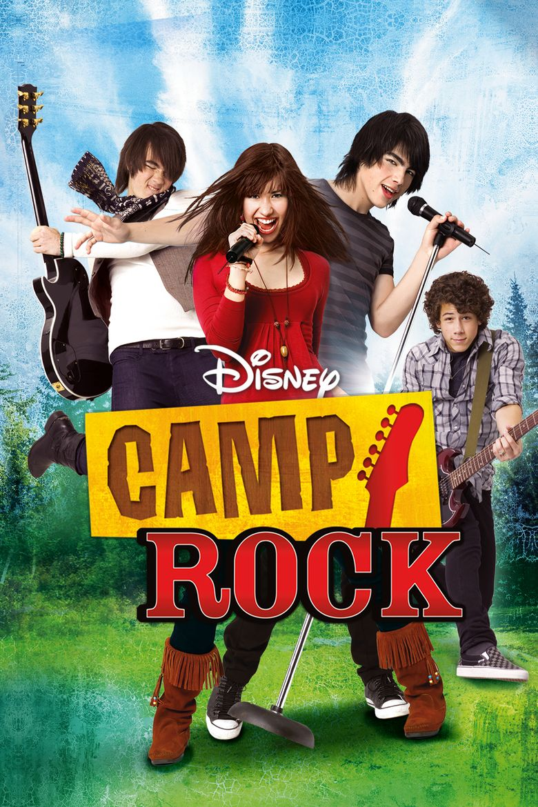 camp rock 2008 where to watch it streaming online reelgood. Black Bedroom Furniture Sets. Home Design Ideas