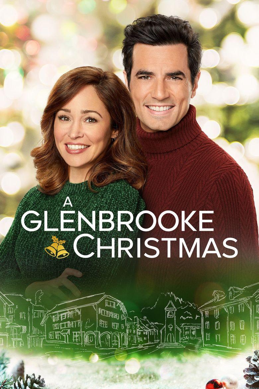 A Glenbrooke Christmas Poster