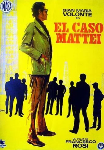 The Mattei Affair Poster