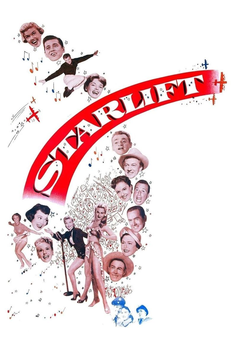 Starlift Poster