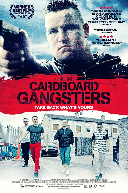 Cardboard Gangsters Poster