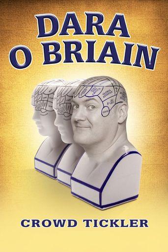 Dara O'Briain Crowd Tickler Poster
