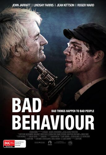 Bad Behaviour Poster