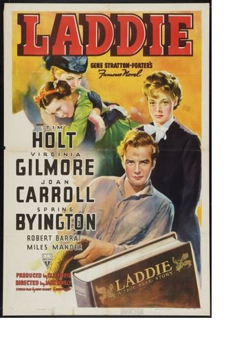 Laddie Poster