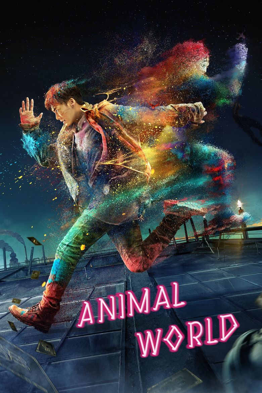 Animal World Poster