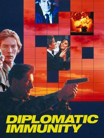 Diplomatic Immunity Poster