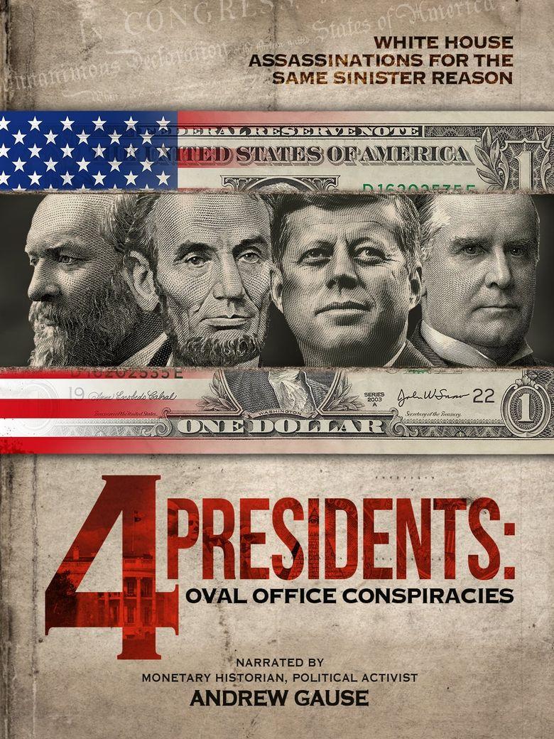 4 Presidents Poster