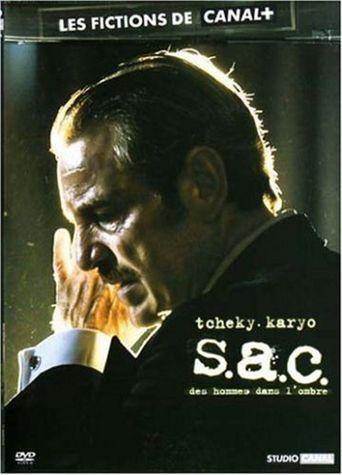 S.A.C. : Des hommes dans l'ombre Poster