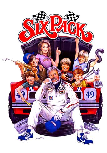 Six Pack Poster