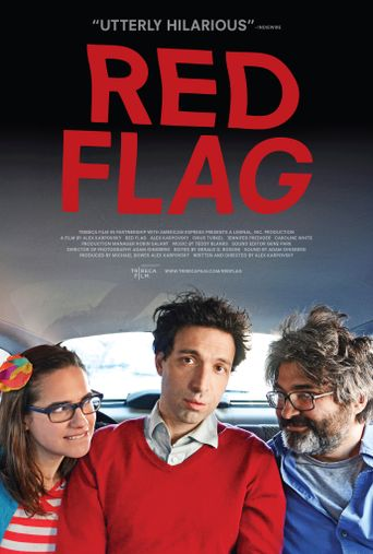 Red Flag Poster