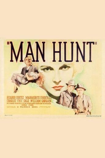 Man Hunt Poster
