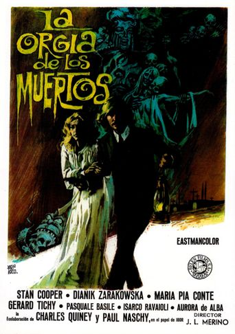 The Hanging Woman Poster