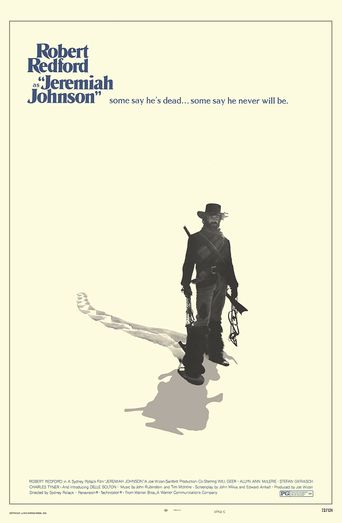 Jeremiah Johnson Poster