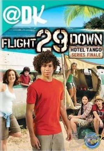 Flight 29 Down: The Hotel Tango Poster