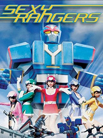Sexy rangers Poster