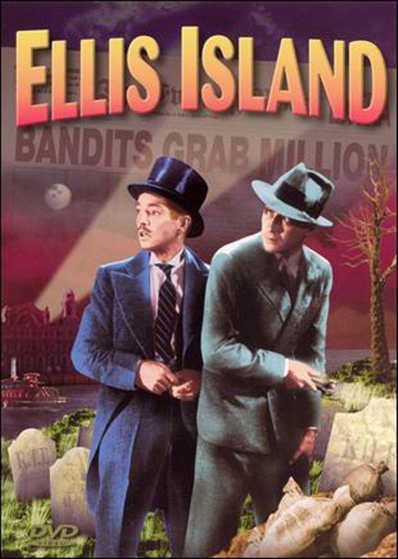 Ellis Island Poster