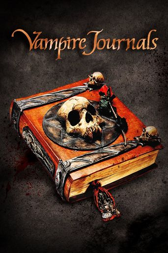 The Vampire Journals Poster