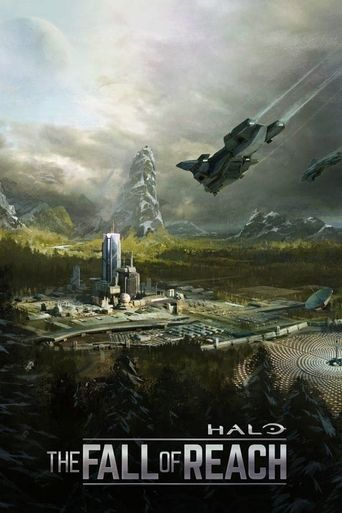 Halo: The Fall of Reach Poster