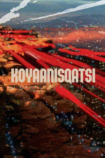 Koyaanisqatsi Poster