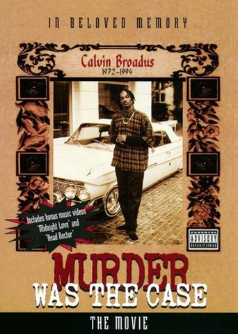 Murder Was The Case Poster