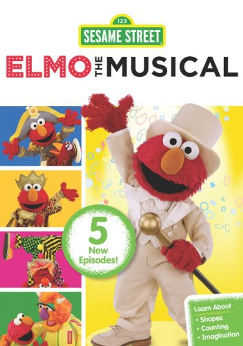 Elmo the Musical Poster