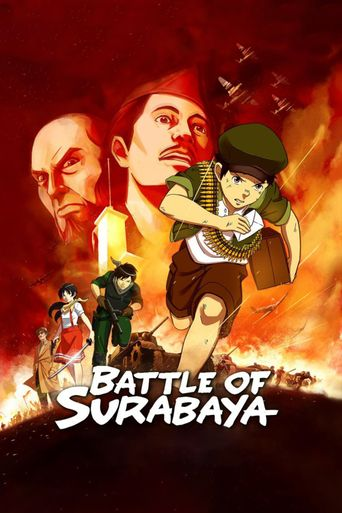 Battle of Surabaya Poster