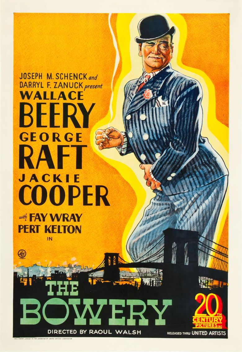 The Bowery Poster