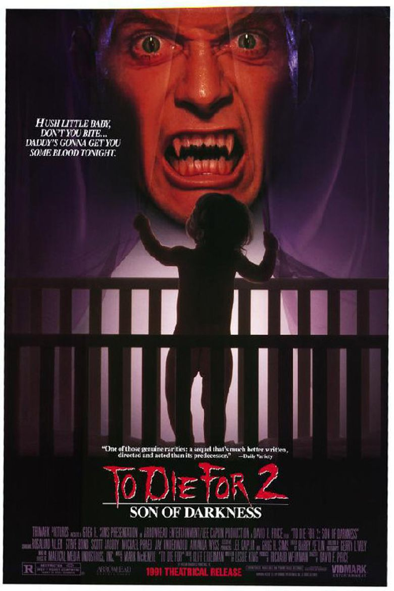 Son of Darkness: To Die For II Poster