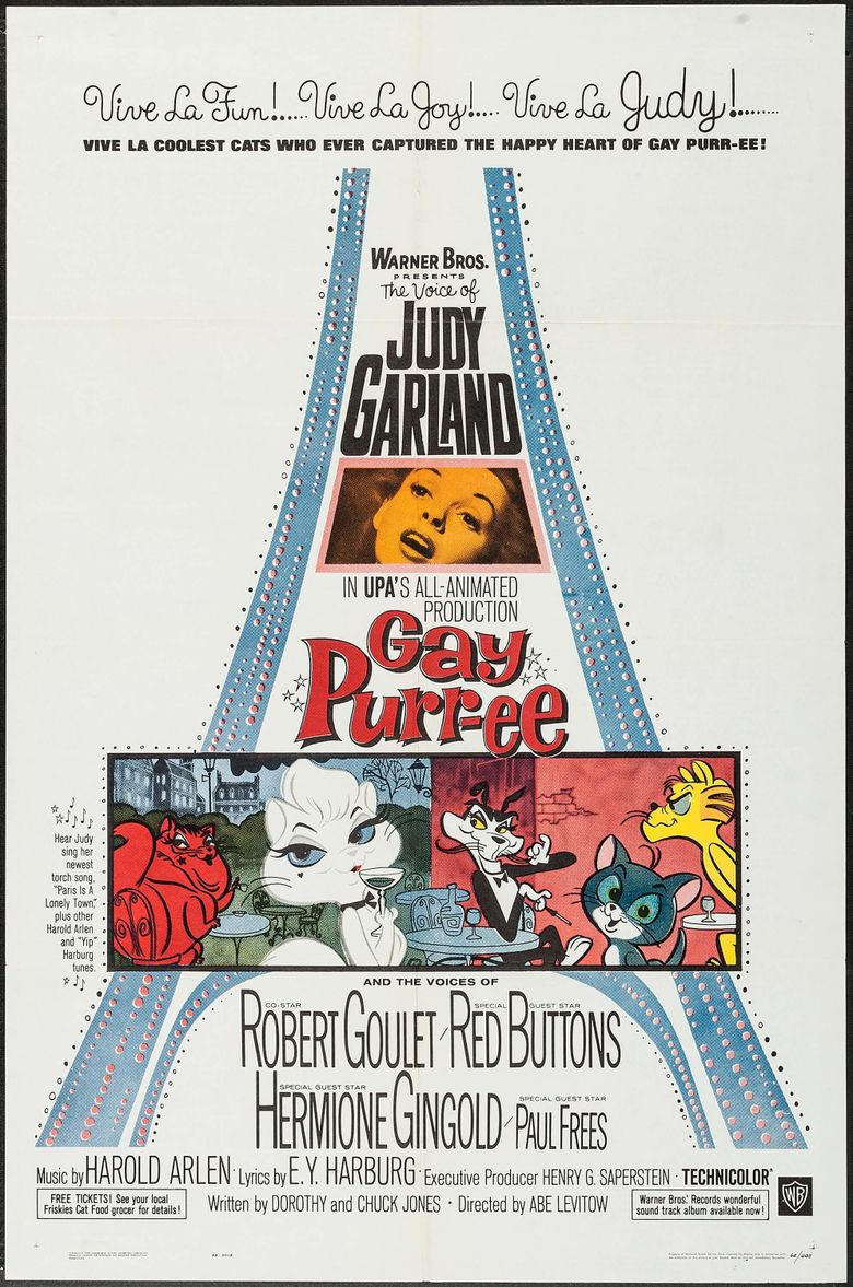 Gay Purr-ee Poster