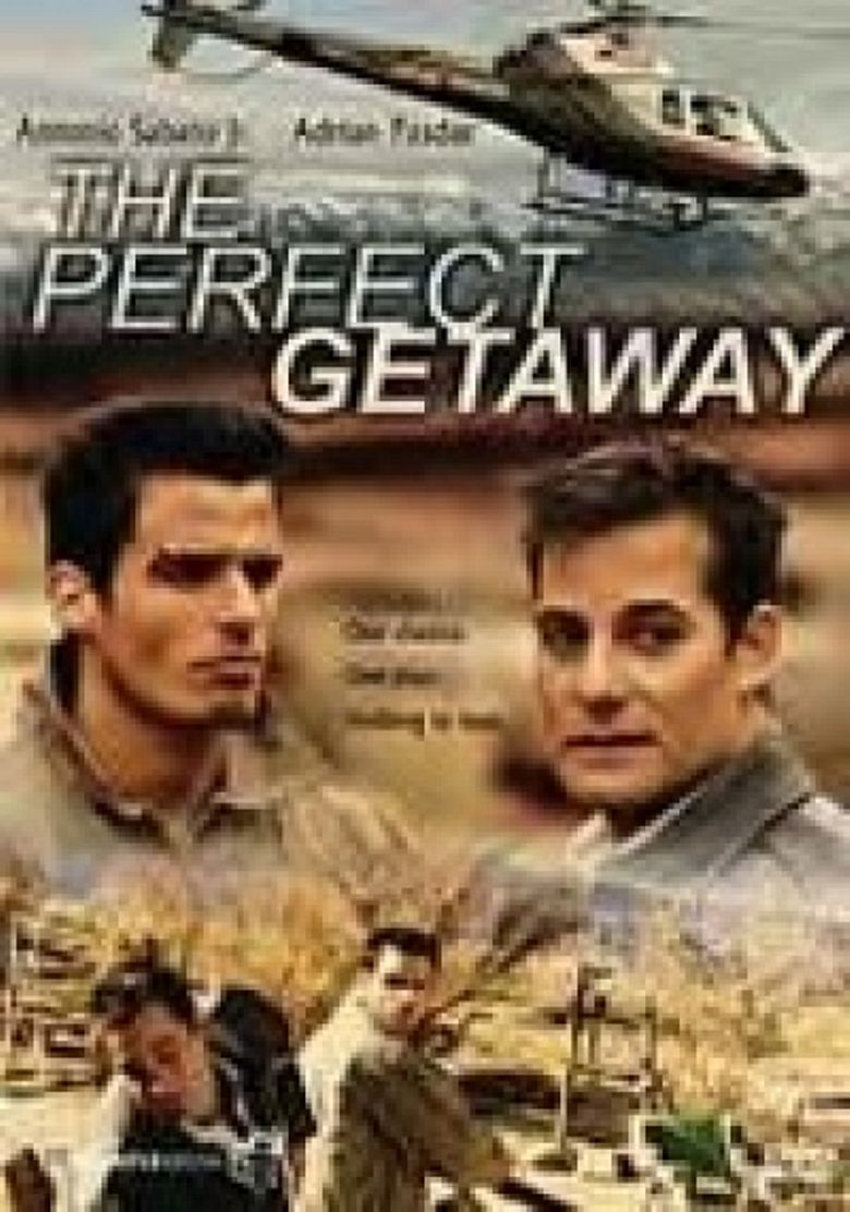 The Perfect Getaway Poster