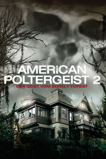 The Poltergeist of Borley Forest Poster
