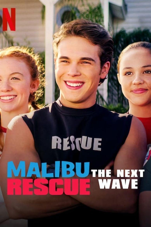Malibu Rescue: The Next Wave Poster