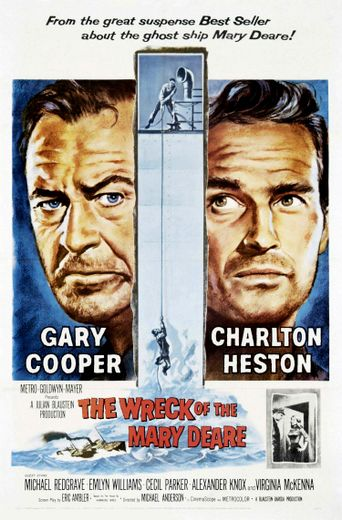 The Wreck of the Mary Deare Poster