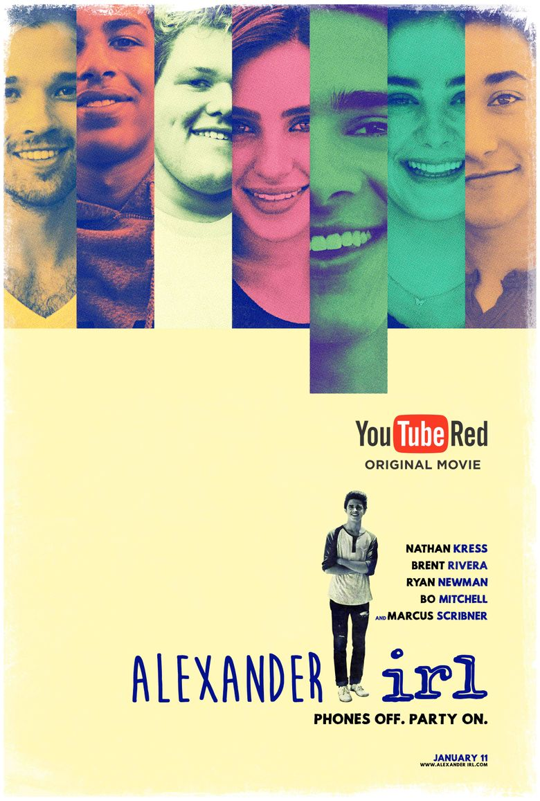 Alexander IRL Poster