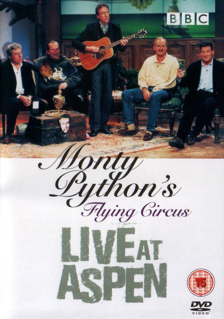 Monty Python: Live at Aspen Poster