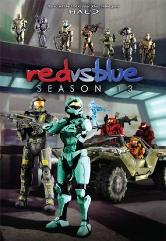 Red vs. Blue - Vol. 13 Poster