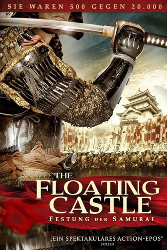 The Floating Castle Poster