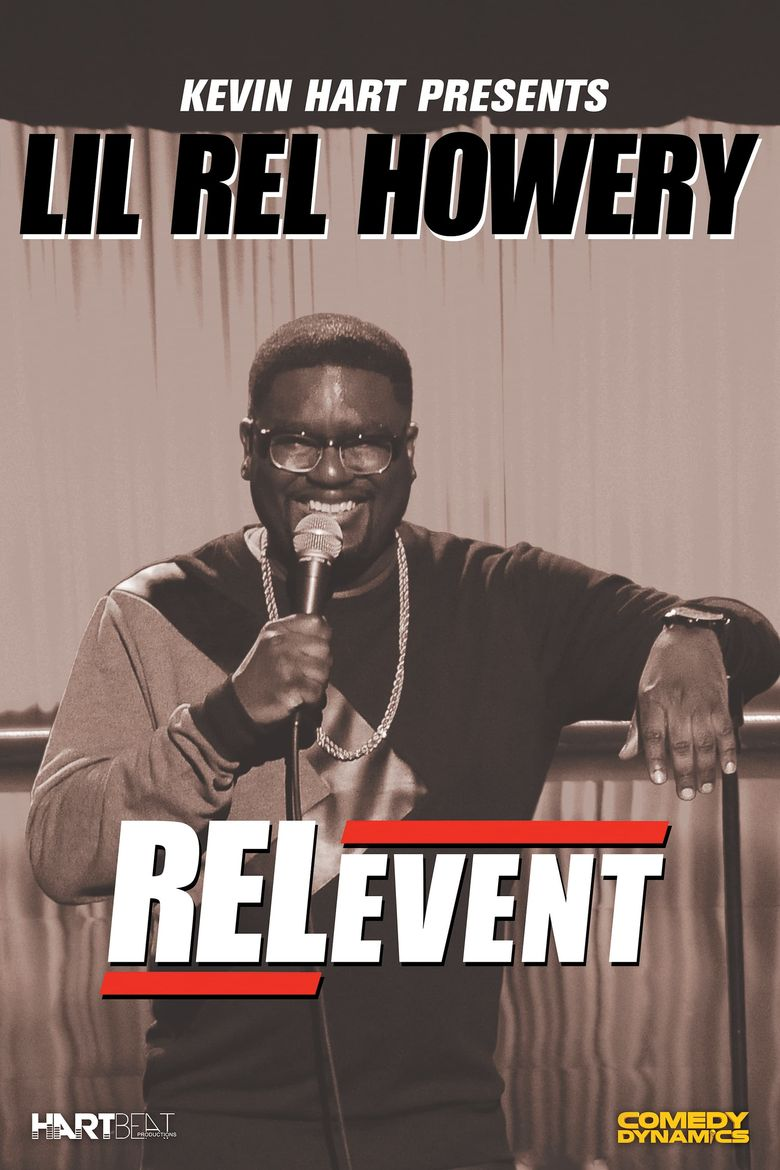 Lil Rel: RELevent Poster