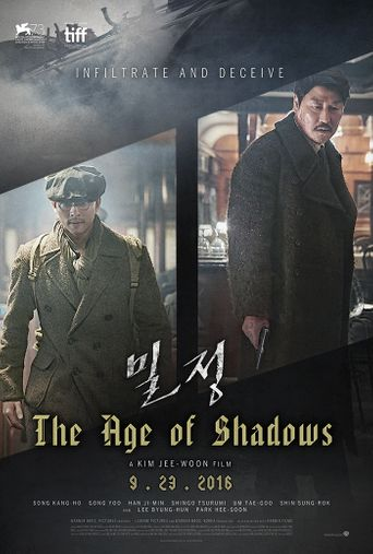 Watch The Age of Shadows