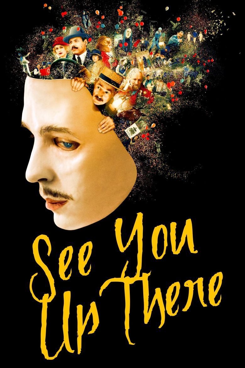 See You Up There Poster