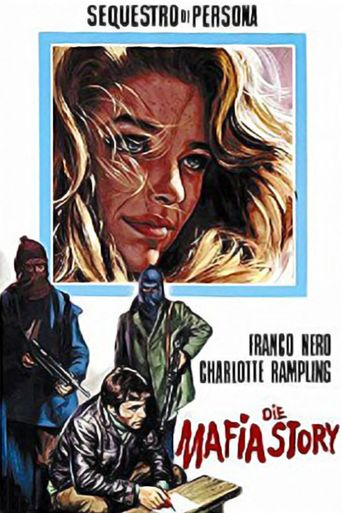 Sardinia Kidnapped Poster