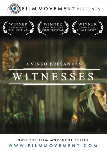 Witnesses Poster